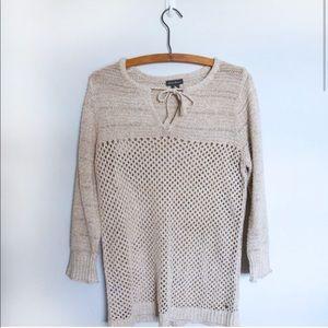 Eddie Bauer Beachside Tunic Sweater